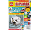 Book No: mag2021ex04de  Name: Lego Magazine Explorer 2021 Issue 4 (German)