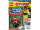 Book No: mag2021ex05de  Name: Lego Magazine Explorer 2021 Issue 5 (German)