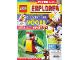 Book No: mag2021ex07de  Name: Lego Magazine Explorer 2021 Issue 7 (German)