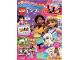Book No: mag2021frnd01de  Name: Lego Magazine Friends 2021 Issue 1 (German)