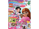 Book No: mag2021frnd01pl  Name: Lego Magazine Friends 2021 Issue 1 (Polish)
