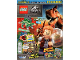Book No: mag2021jw01pl  Name: Lego Magazine Jurassic World 2021 Issue 1 (Polish)