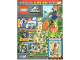 Book No: mag2021jw12de  Name: Lego Magazine Jurassic World 2021 Issue 12 (German)
