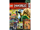 Book No: mag2021njol01pl  Name: Lego Magazine Ninjago Legacy 2021 Issue 1 (Polish)