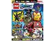 Book No: mag2021shav01nl  Name: Magazine Avengers 2021 Issue 1 (Dutch)