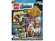Book No: mag2021shav02nl  Name: Lego Magazine Avengers 2021 Issue 2 (Dutch)