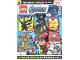 Book No: mag2021shav04de  Name: Lego Magazine Avengers 2021 Issue 4 (German)
