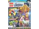 Book No: mag2021shav05de  Name: Lego Magazine Avengers 2021 Issue 5 (German)