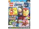 Book No: mag2021shav08de  Name: Lego Magazine Avengers 2021 Issue 8 (German)
