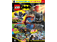 Book No: mag2021shba01nl  Name: Lego Magazine Batman 2021 Issue 1 (Dutch)