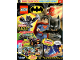 Book No: mag2021shba01pl  Name: Lego Magazine Batman 2021 Issue 1 (Polish)