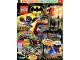 Book No: mag2021shba01pl  Name: Lego Magazine Batman 2021 Issue 1 (Polish)