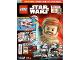 Book No: mag2021sw01pl  Name: Lego Magazine Star Wars 2021 Issue 1 (Polish)