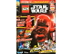 Book No: mag2021sw55pt  Name: Lego Magazine Star Wars 2021 Issue 55 (Portuguese)