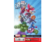 Book No: mc10  Name: Super Heroes Comic Book, Marvel, Marvel Universe: Avengers Assemble #1  Variant Cover