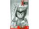 Book No: mc19a  Name: Super Heroes Comic Book, Marvel, X-Men #5 Sketch Variant Cover