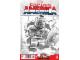 Book No: mc4a  Name: Super Heroes Comic Book, Marvel, Captain America #12 Sketch Variant Cover