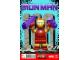 Book No: mc9  Name: Super Heroes Comic Book, Marvel, Iron Man #17 Variant Cover