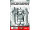 Book No: mc9a  Name: Super Heroes Comic Book, Marvel, Iron Man #17 Sketch Variant Cover