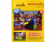 Book No: pnSum11  Name: Brick by Brick Legoland California Passholders' Newsletter - 2011 Summer