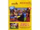 Book No: pnSum11  Name: Brick by Brick Legoland California Passholders' Newsletter - 2011 Summer
