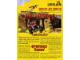 Book No: pnWin08  Name: Brick by Brick Legoland California Passholders' Newsletter - 2008 Winter