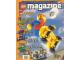 Book No: wc02UKjul  Name: Lego Magazine (UK) 2002 July/August
