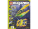 Book No: wc02UKmay  Name: Lego Magazine (UK) 2002 May/June