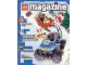 Book No: wc02UKnov  Name: Lego Magazine (UK) 2002 November/December