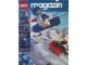 Book No: wc03de11  Name: Lego Magazin (German) 2003 11.03 November