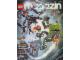 Book No: wc08de1  Name: Lego Magazin (German) 2008 Issue 1