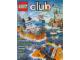 Book No: wc08de4  Name: Lego Club Magazin (German) 2008 Issue 4