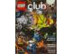 Book No: wc09de1  Name: Lego Club Magazin (German) 2009 Issue 1