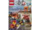 Book No: wc09de4  Name: Lego Club Magazin (German) 2009 Issue 4