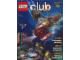 Book No: wc10de1  Name: Lego Club Magazin (German) 2010 Issue 1