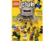 Book No: wc10de3  Name: Lego Club Magazin (German) 2010 Issue 3