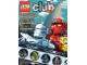 Book No: wc10de4  Name: Lego Club Magazin (German) 2010 Issue 4