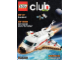 Book No: wc11de1  Name: Lego Club Magazin (German) 2011 Issue 1