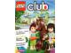 Book No: wc12degi2  Name: Lego Club Magazin Girls (German) 2012 Issue 2