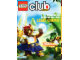 Book No: wc13de1  Name: Lego Club Magazin (German) 2013 Issue 1