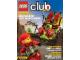 Book No: wc13de3  Name: Lego Club Magazin (German) 2013 Issue 3