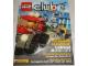 Book No: wc14de1  Name: Lego Club Magazin (German) 2014 Issue 1