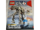 Book No: wc14de4  Name: Lego Club Magazin (German) 2014 Issue 4