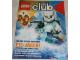 Book No: wc15de1  Name: Lego Club Magazin (German) 2015 Issue 1