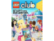 Book No: wc16degi1  Name: Lego Club Magazin Girls (German) 2016 Issue 1 (WO# 39-17)