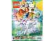 Book No: wc16degi2  Name: Lego Club Magazin Girls (German) 2016 Issue 2 (WO# 62-27)