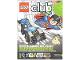 Book No: wc16dejr3  Name: Lego Club Junior Magazin (German) 2016 Issue 3