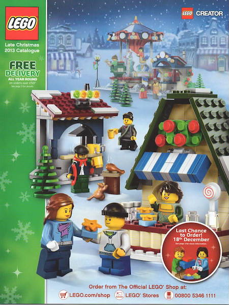 BrickLink - Catalog c13sah6uk : Lego 2013 Shop at Home - Late ...