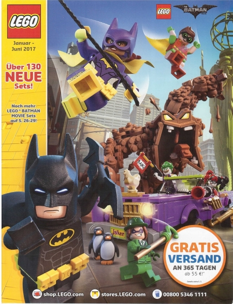 BrickLink - Catalog c17sah1de : Lego 2017 Shop at Home - January