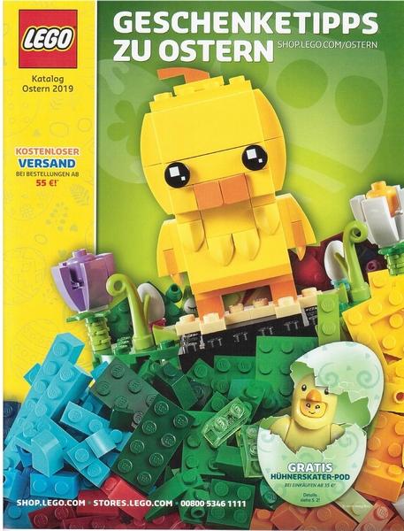 BrickLink - Catalog c19sah2de : Lego 2019 Shop at Home
